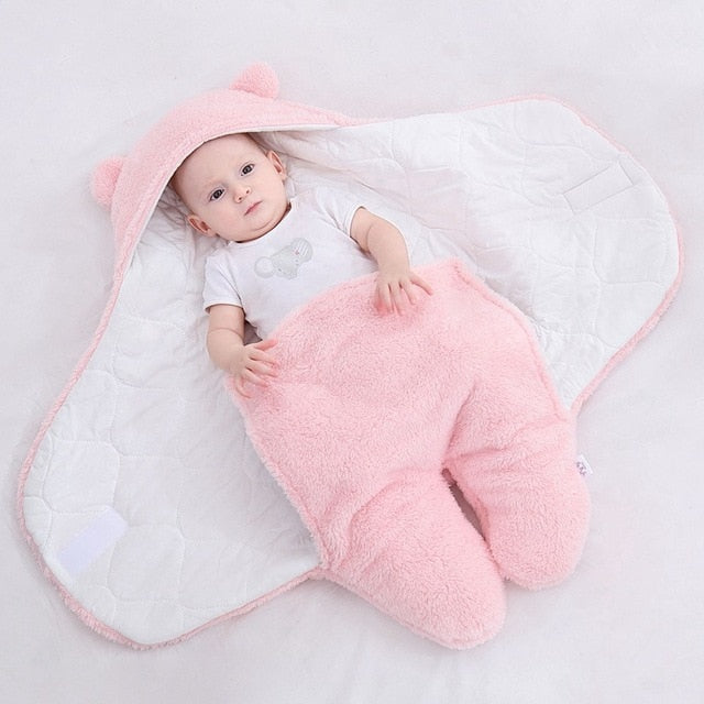Infant Sleeping Wrap