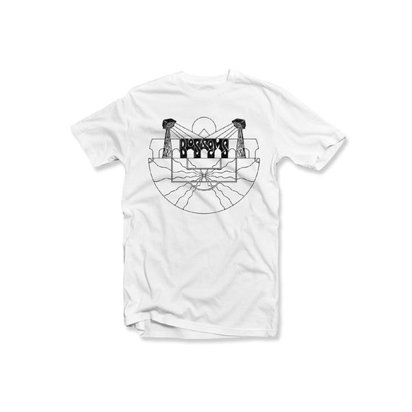 EDGELEY PARK EVENT V1 WHITE T-SHIRT