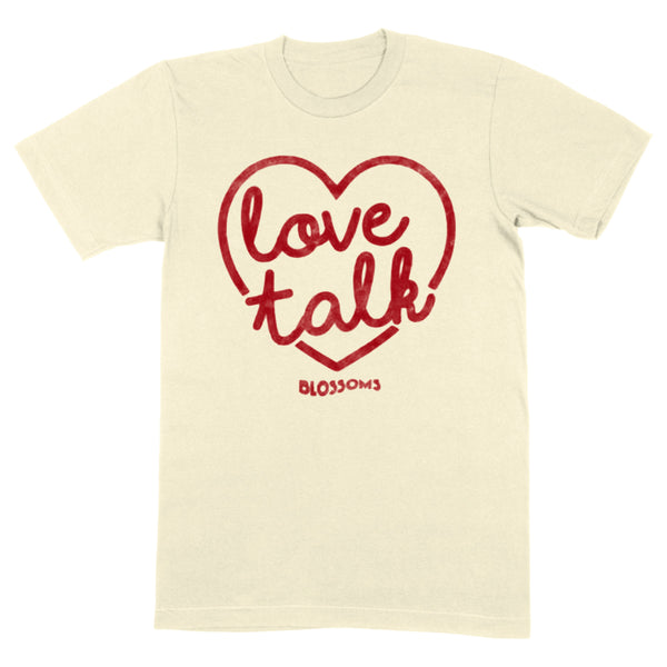 LOVE TALK T-SHIRT