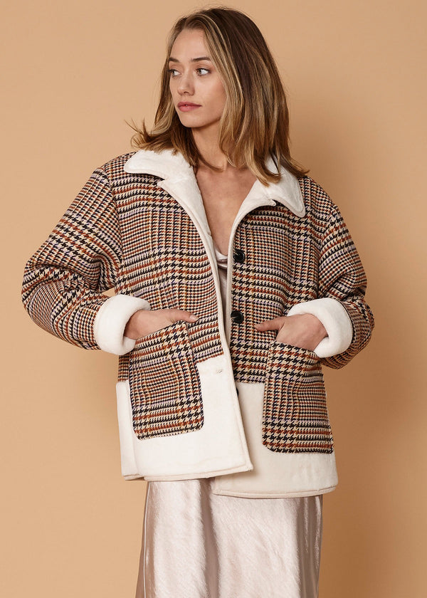 Waldorf Fur Jacket - Euphoros Collective