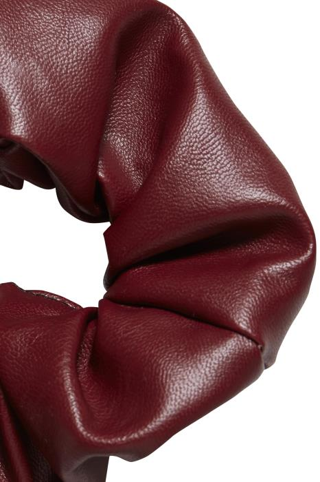 Leather scrunchie - Euphoros Collective