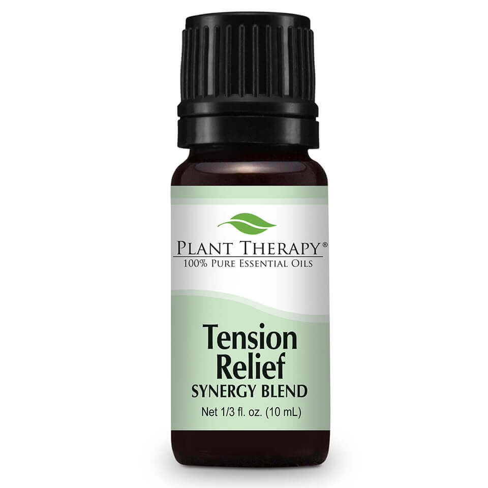 Tension Relief Synergy Essential Oil 舒緩緊張複方精油