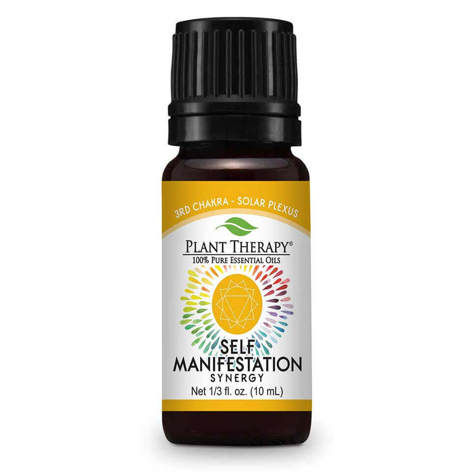 Self Manifestation (Solar Plexus Chakra) Essential Oil 自我實現太陽神經叢複方精油