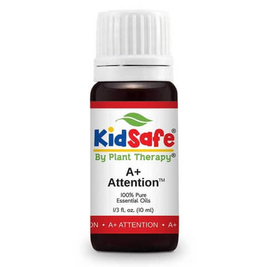 A+ Attention KidSafe Essential Oil A+專注力兒童安全複方精油
