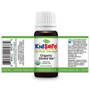Shield Me Organic KidSafe Essential Oil 保護我有機兒童安全複方精油