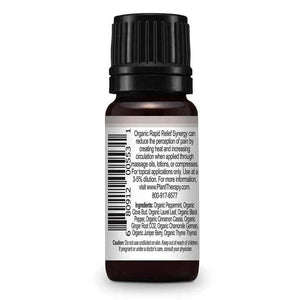 Rapid Relief Synergy Organic Essential Oil 止痛有機複方精油