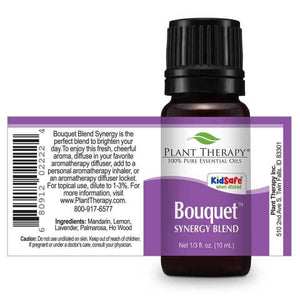 Bouquet Synergy Blend Essential Oil 花束混合複方精油