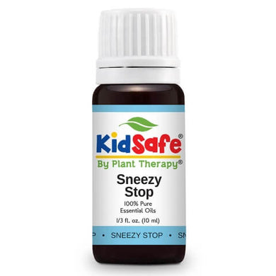 Sneezy Stop KidSafe Essential Oil 噴嚏Bye Bye兒童安全複方精油
