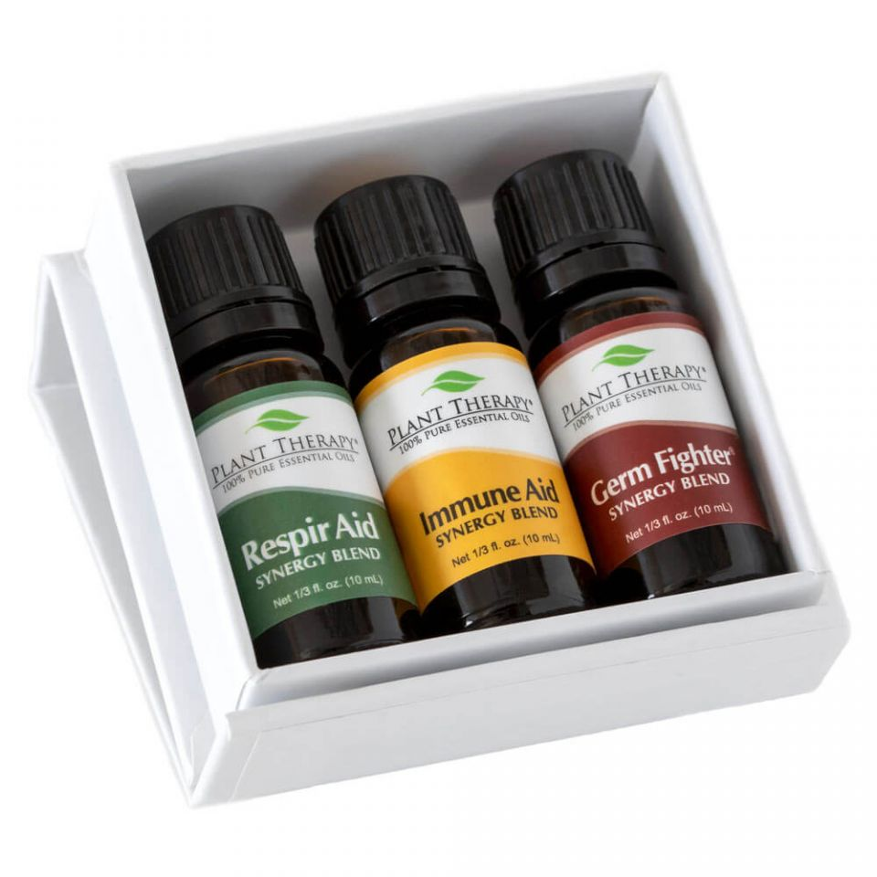 Wellness Sampler Set 健康精油套裝