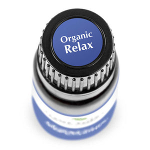Relax Synergy Organic Essential Oil 放鬆有機複方精油