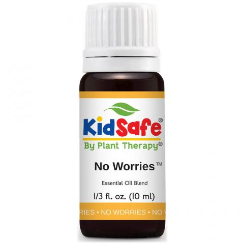 No Worries KidSafe Essential Oil Blend 無憂無慮兒童安全複方精油