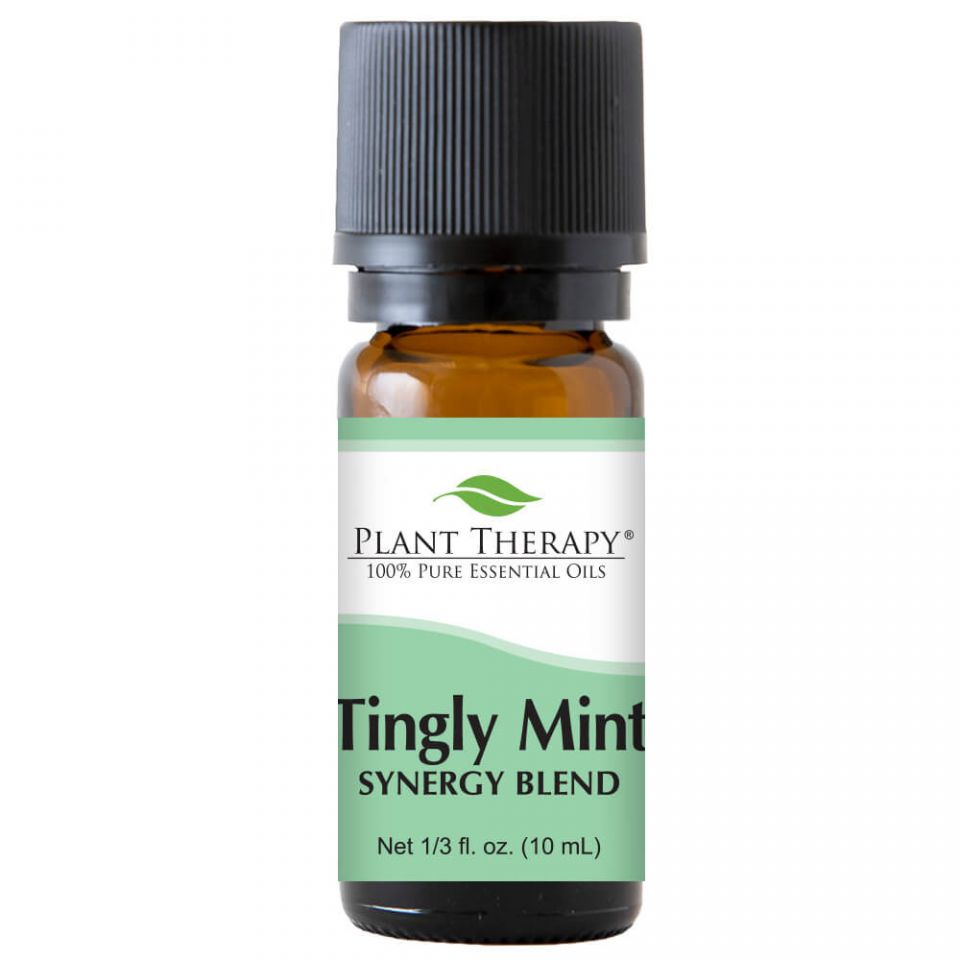 Tingly Mint Synergy Essential Oil 薄荷糖複方精油