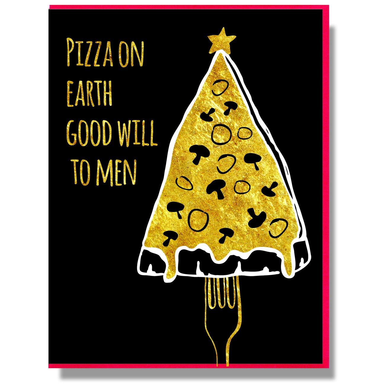 Pizza On Earth Card