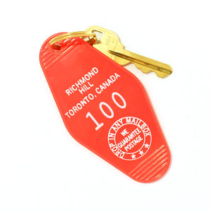 Richmond Hill Keychain