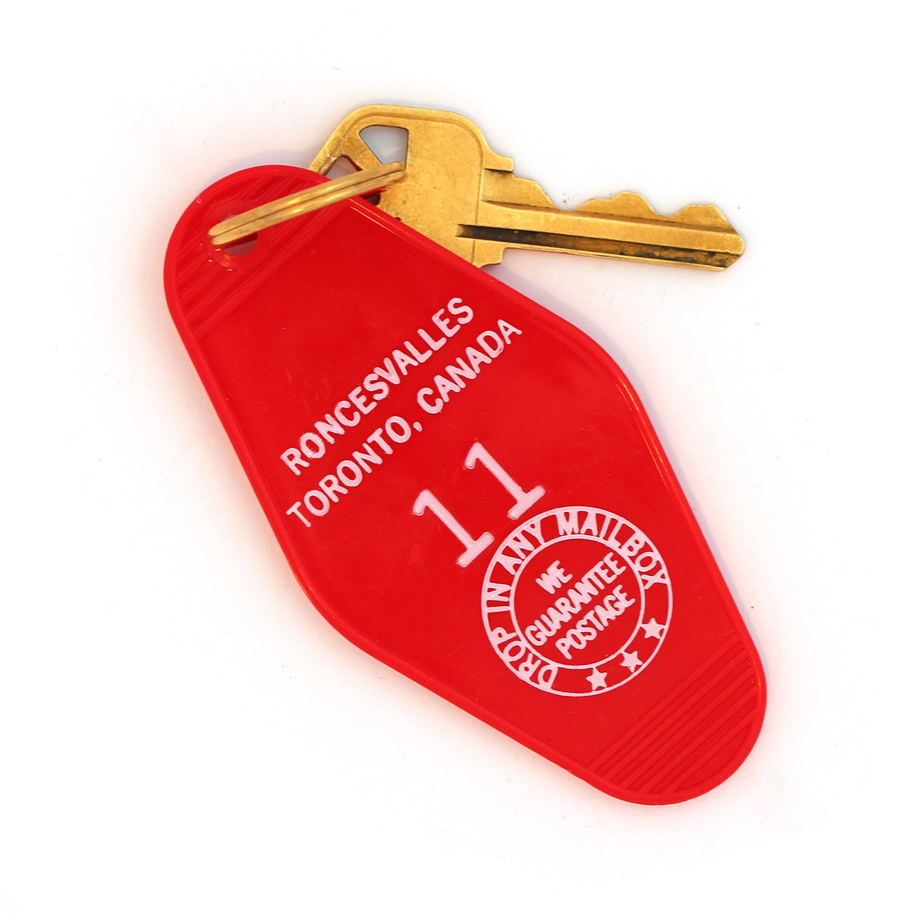 Roncesvalles Keychain