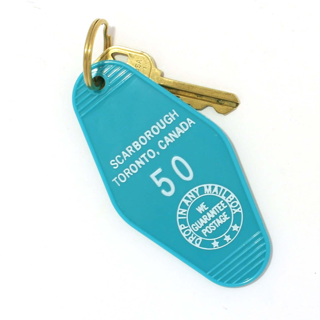 Scarborough Keychain