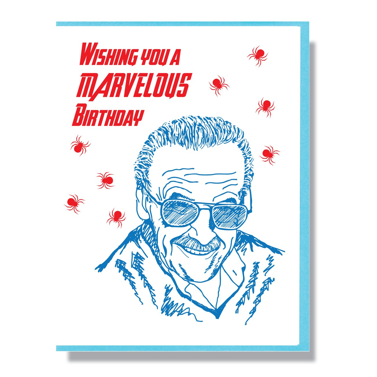 RIP Stan Lee Card