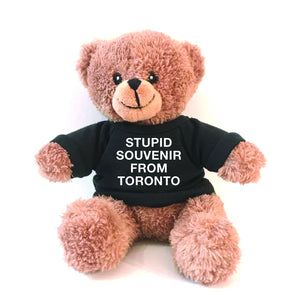 Teddy - Stupid Souvenir From Toronto