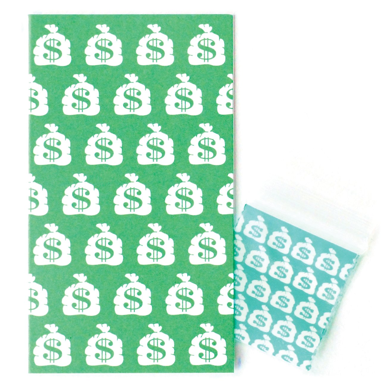 Money Bags Mini Enclosure Card with Matching Dime Bag (set of 3)