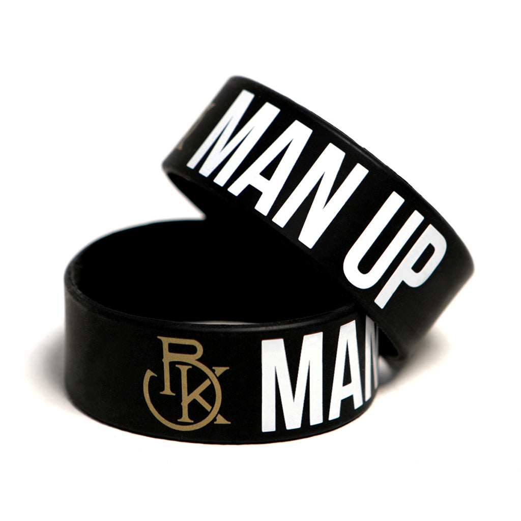 MAN UP Wristband