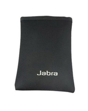 Jabra 14101-31 10 pk black Neoprn Case for BI Z 2400 USB, UC 550 and UC 750