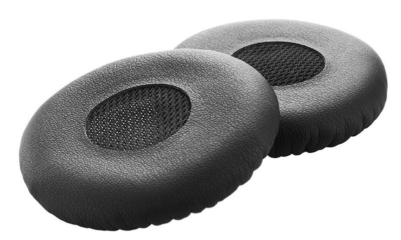 Jabra 14101-46 (10 pk) Leatherette Ear Cushio n for Evolve 20, 30, 40 and 65