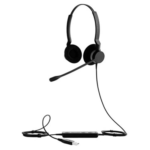 Jabra 2399-823-109 Jabra BIZ 2300 Duo, USB, MS