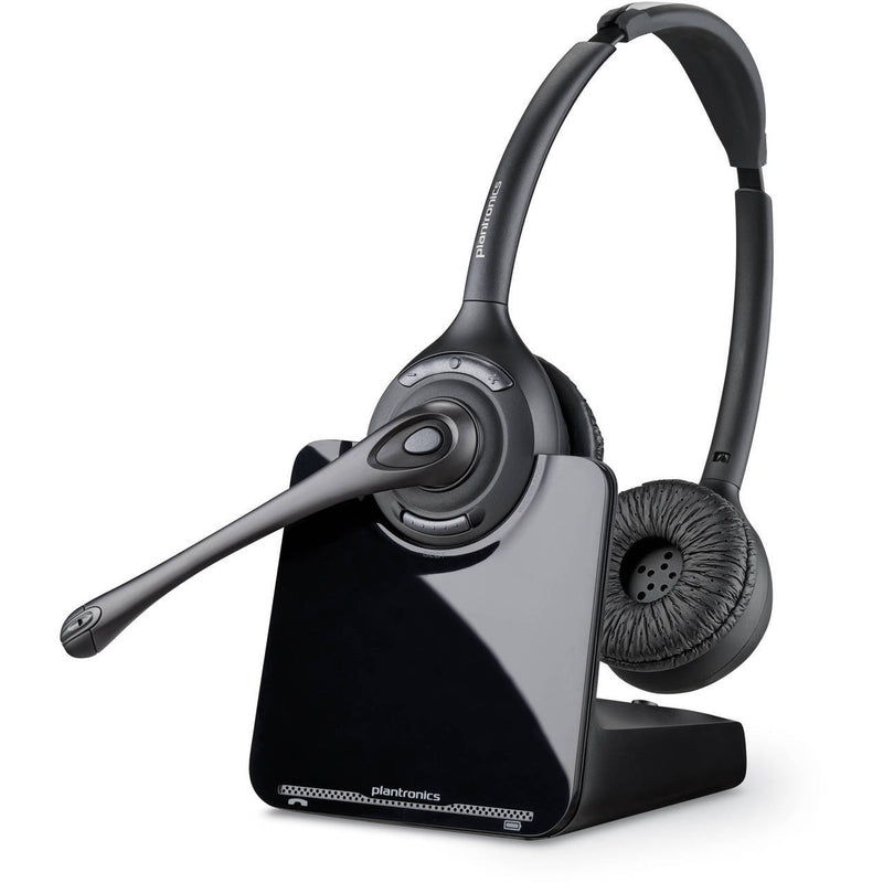 Plantronics 84692-01 CS520 OVER-THE-HEAD,BINAURAL S 12 - Free Shipping