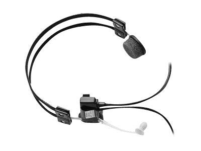 Plantronics 90100-01 MS50 AVIATION HDST 1CONNECTOR ETA:6-8WKS/NON-RETURN/CANCEL - Free Shipping
