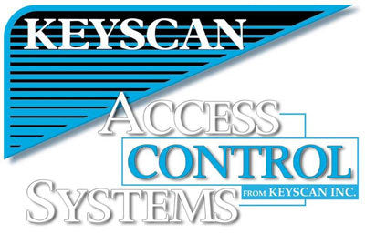 Keyscan CA4500BM Four Reader Board only 90k Use rs - Free Shipping