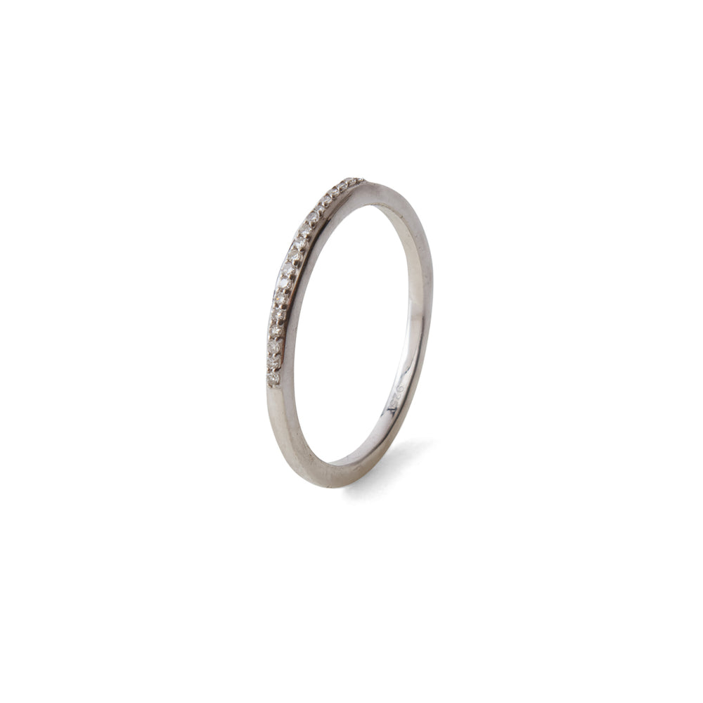 Load image into Gallery viewer, Diamond Stackable Band