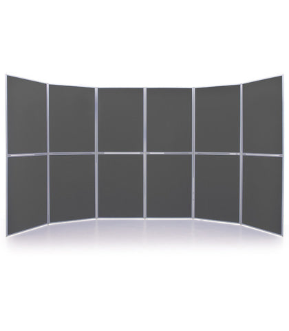 folding display board