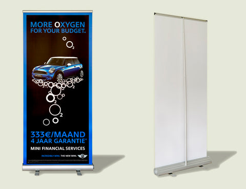 roll up stand super saver
