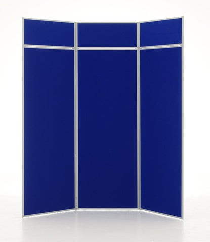 3 panel display board with 3 header - 3-3XL
