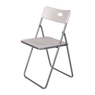 shell scheme foldable chair