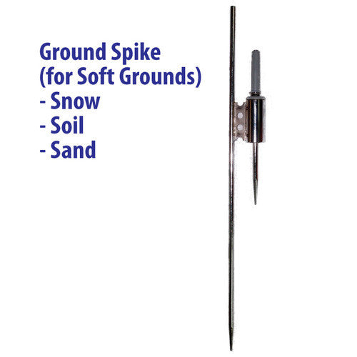 Ground Spike (Feather Flag)