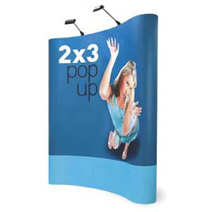 pop up backdrop display system malaysia