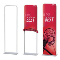 retail fabric banner stands 60 cm