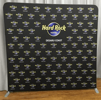 8FT Flat Tension Fabric Backdrop RM 1490