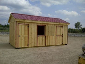 #HRB10X20 10x20' Portable Row Barn - Maxwell Garden Centre