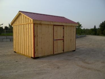 #HRB10X14 10x14' Portable Row Barn