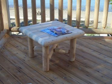 #L135 24'' SQUARE END TABLE