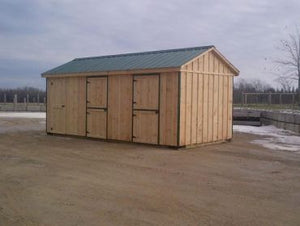 #HRB10X22 10X22' Portable Row Barn - Maxwell Garden Centre
