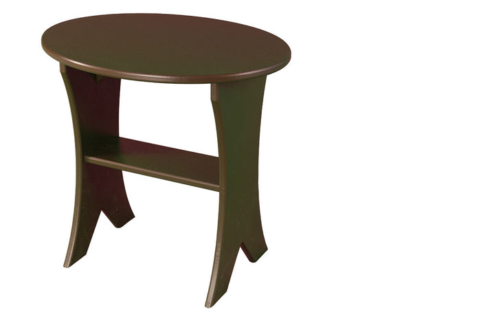 #GST01 Oval Side Table 20