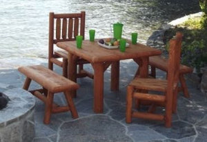 #L514 Outdoor Dining Table 96 - Maxwell Garden Centre
