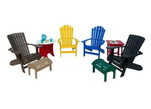 #GSMC Upright Muskoka Chair - Maxwell Garden Centre