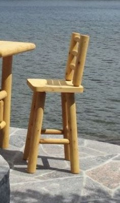#L142 30'' Bar Stool - Maxwell Garden Centre