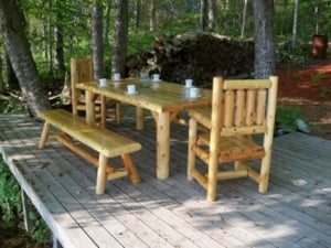#L512 Outdoor Dining Table 72 - Maxwell Garden Centre
