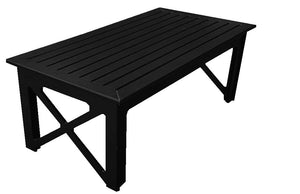 #DSETS Deep Seating Rectangular Coffee Table - Maxwell Garden Centre