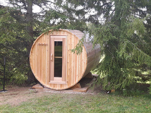 Cedar Barrel Saunas
